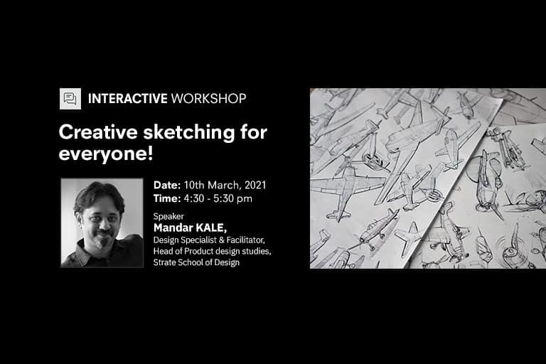 Creative Sketching for Everyone!